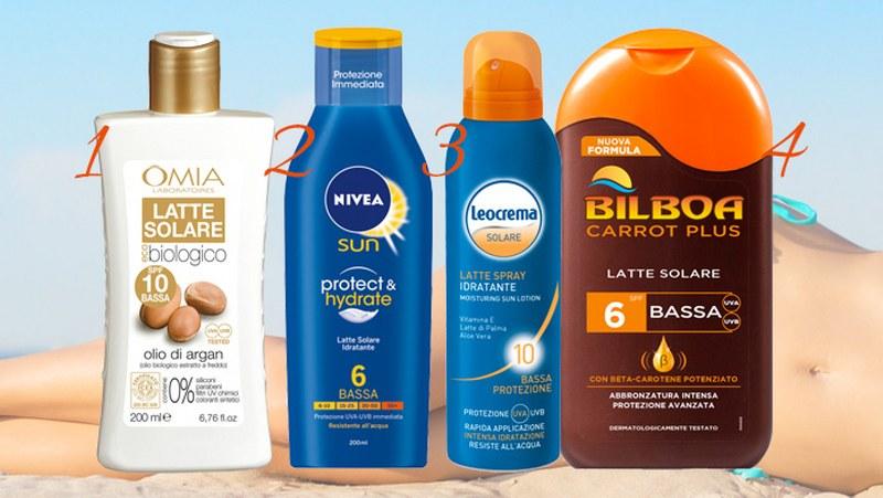 quale crema protezione solare scegliere