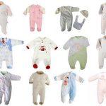 Guida sulla scelta delle tutine per neonati