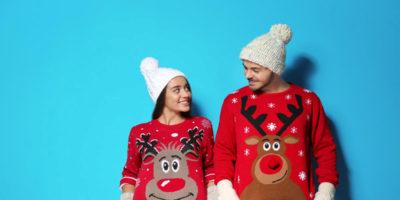 Vestiti di Natale e Felpe Natalizie per Uomo e Donna